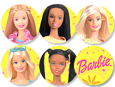Barbie Party Games