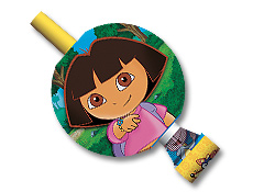 Dora the Explorer Party Games