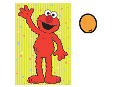 Elmo Party Games