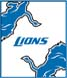 CLICK to PRINT Free Printable Party Invitations for Detroit Lions Parties