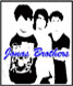CLICK to PRINT Free Printable Party Invitations for Jonas Brothers Parties