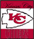 CLICK to PRINT Free Printable Party Invitations for Kansas City Chiefs Parties