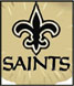 CLICK to PRINT Free Printable Party Invitations for New Orleans Saints Parties