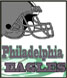CLICK to PRINT Free Printable Party Invitations for Philadelphia Eagles Parties
