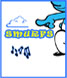CLICK to PRINT Free Printable Party Invitations for Smurfs Parties