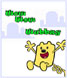 CLICK to PRINT Free Printable Party Invitations for Wow Wow Wubbzy Parties