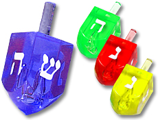 Hanukkah Party Games