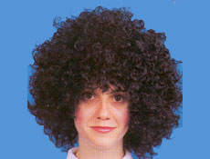 Afro Wig Halloween Costumes