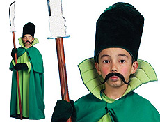 Emerald City Guard (Wizard of Oz) Halloween Costumes  sc 1 th 175 & Emerald City Guard (Wizard of Oz) Children Wizard of Oz Halloween ...
