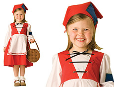 Gretel Halloween Costumes  sc 1 th 175 & Gretel Toddler Girls Halloween Costume