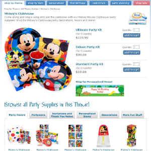 Shop for Disney Gang