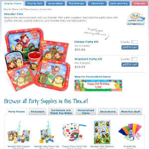Shop for Wonder Pets