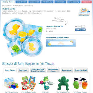 Shop for Baby Shower