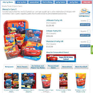 Shop for Disney Cars