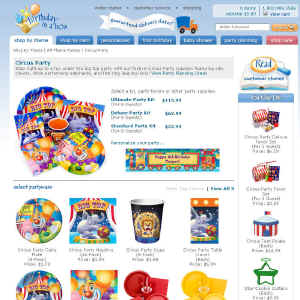 Shop for Circus Carnival Clowns