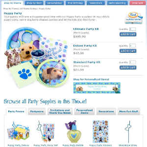 Shop for Puppy Pups