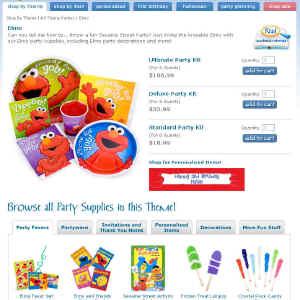 Shop for Elmo