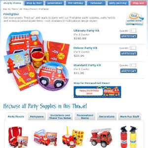 Shop for Fire Engine