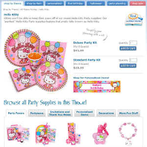 Shop for Hello Kitty