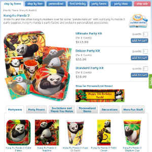 Shop for Kung Fu Panda