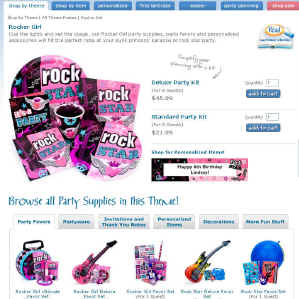 Shop for Rock Star