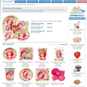 Shop for Strawberry Shortcake