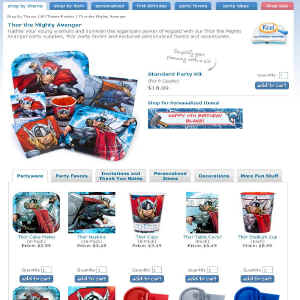 Shop for Thor: The Mighty Avenger