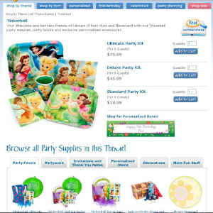 Shop for Tinkerbell