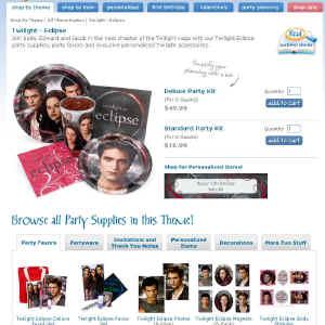 Shop for Twilight