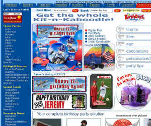 Shop for 25th Birthday
