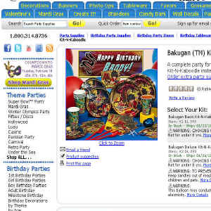 Shop for Bakugan