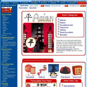 Shop for Chinese New Year