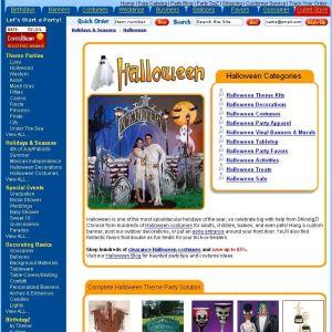 Shop for Halloween