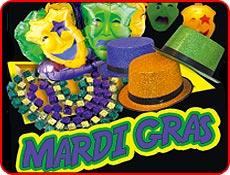 Mardi Gras Parties