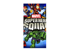 Marvel Super Hero Squad Party Games