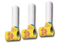 Rolie Polie Olie Party Games