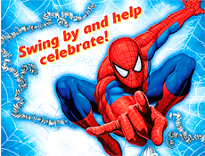 Spiderman Bday Invitations was luxury invitations template
