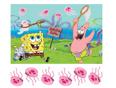 Spongebob Party Games