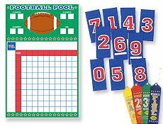 Superbowl Party Games